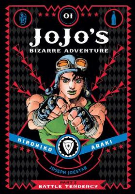 JoJo's Bizarre Adventure: Part 2–Battle Tendency, Vol. 1