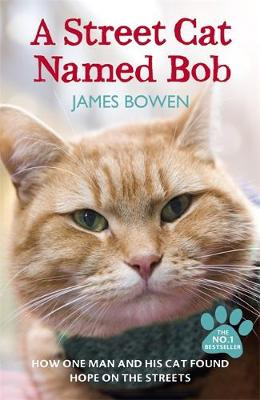 Street Cat Named Bob, A: How one man and his cat found hope ...