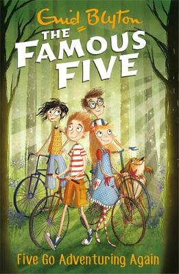 Famous Five: Five Go Adventuring Again: Book 2