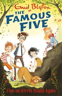 Famous Five: Five On Kirrin Island Again: Book 6