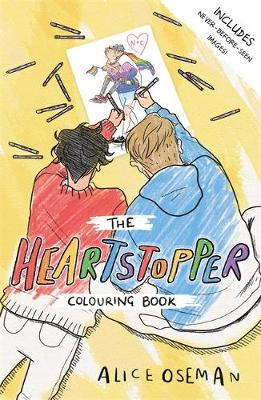 Heartstopper Colouring Book, The