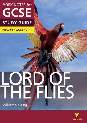 Lord of the Flies: York Notes for GCSE (9-1)
