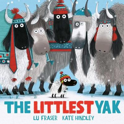 Littlest Yak, The: The perfect book to snuggle up with at home!