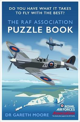 RAF Association Puzzle Book, The: Do You Have What It Takes ...