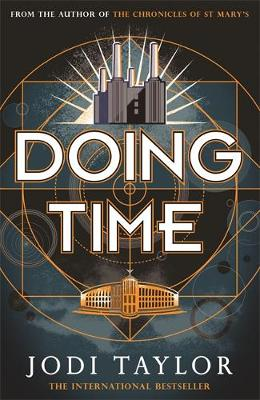Doing Time: a hilarious new spinoff from the Chronicles of S...