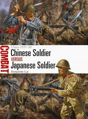 Chinese Soldier vs Japanese Soldier: China 1937-38