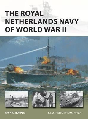 Royal Netherlands Navy of World War II, The