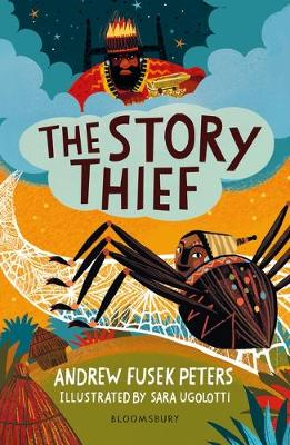 Story Thief: A Bloomsbury Reader, The