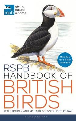 RSPB Handbook of British Birds: Fifth edition