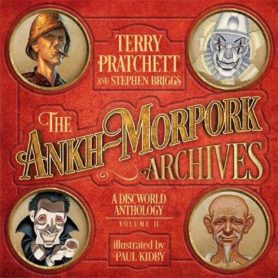 Ankh-Morpork Archives: Volume Two, The