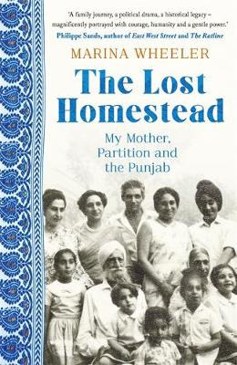 Lost Homestead, The: My Mother, Partition and the Punjab