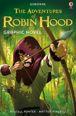 Adventures of Robin Hood Graphic Novel, The