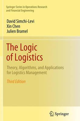 Logic of Logistics, The: Theory, Algorithms, and Application...