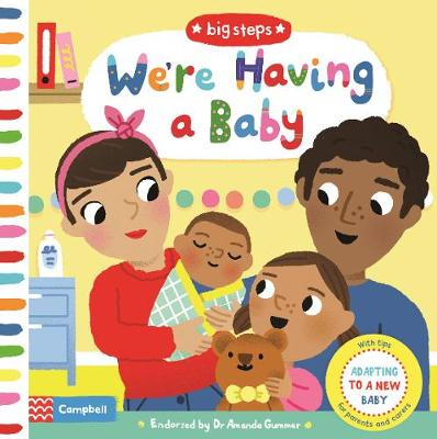 We're Having a Baby: Adapting To A New Baby