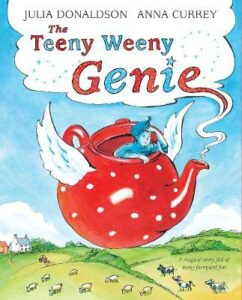 Teeny Weeny Genie, The