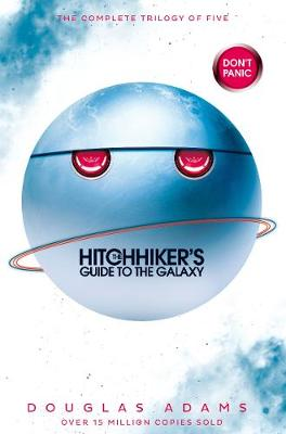 Ultimate Hitchhiker's Guide to the Galaxy, The: The Complete Trilogy in Five Parts