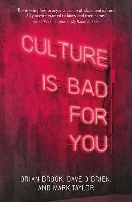 Culture is Bad for You: Inequality in the Cultural and Creat...