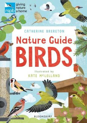 RSPB Nature Guide: Birds: A Big Garden Birdwatch Book
