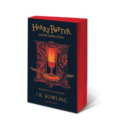 Harry Potter and the Goblet of Fire – Gryffindor Editi...