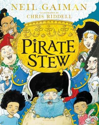 Signed Bookplate Edition: Pirate Stew