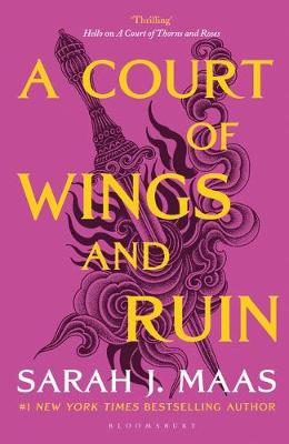 Court of Wings and Ruin, A: The #1 bestselling series