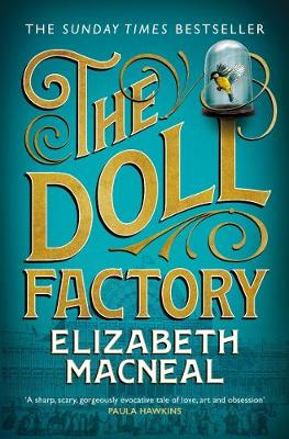 Signed Bookplate Edition: The Doll Factory