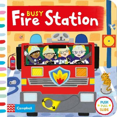 Busy Fire Station