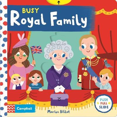 Busy Royal Family