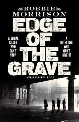 Signed First Edition: Edge of the Grave