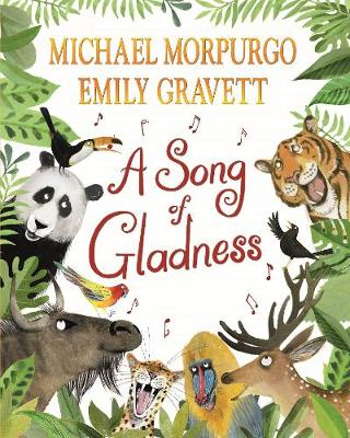 Signed Bookplate Edition: A Song of Gladness: A story of hop...