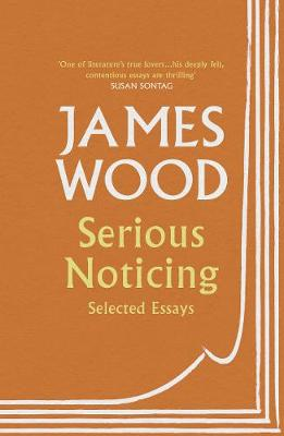 Serious Noticing: Selected Essays