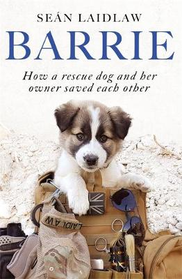 Barrie: How a rescue dog and her owner saved each other