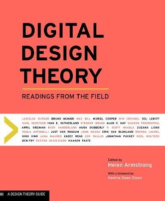 Digital Design Theory: Readings from the Field