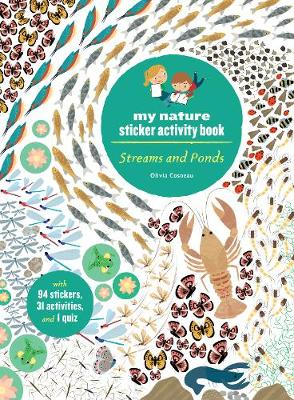 Streams and Ponds: My Nature Sticker Activity Book