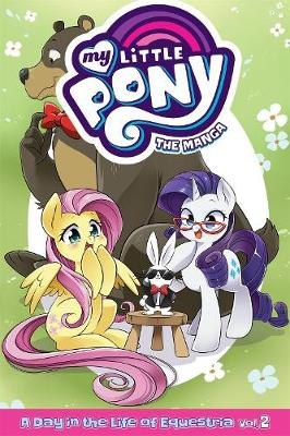 My Little Pony: The Manga: A Day in the Life of Equestria, V...