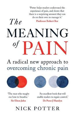 Meaning of Pain, The: A radical new approach to overcoming chronic pain