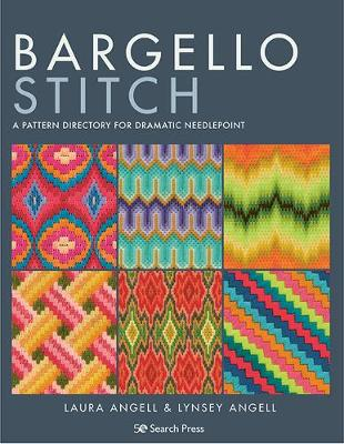 Bargello Stitch: A Pattern Directory for Dramatic Needlepoin...