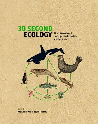 30-Second Ecology: 50 key concepts and challenges, each expl...
