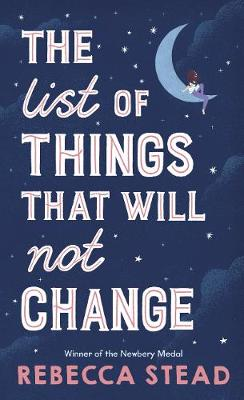 List of Things That Will Not Change, The