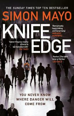 Knife Edge: the gripping Sunday Times bestseller