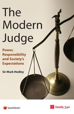 Modern Judge: Power, Responsibility and Society's Expe...