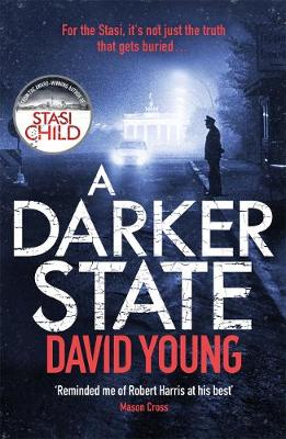 Stasi State: The gripping Cold War thriller for fans of Robe...