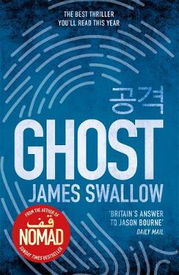 Ghost: The gripping new thriller from the Sunday Times bests...