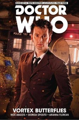 Doctor Who – The Tenth Doctor: Facing Fate Volume 2: V...