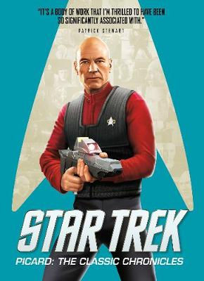 Star Trek Picard: The Classic Chronicles
