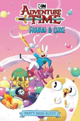 Adventure Time With Fionna & Cake – Party Bash Blu...