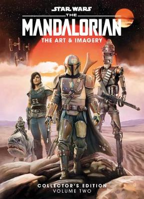 Star Wars The Mandalorian: The Art & Imagery Collector&#...
