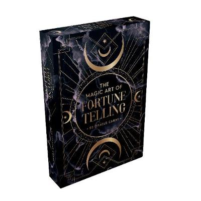Magic Art of Fortune Telling, The: 52 Oracle Cards