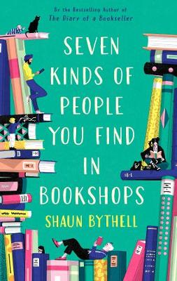 Signed Bookplate Edition: Seven Kinds of People You Find in Bookshops