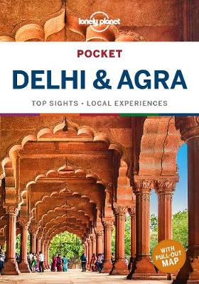 Lonely Planet Pocket Delhi & Agra